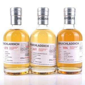 Bruichladdich Micro Provenance Tasting #7 3 x 20cl
