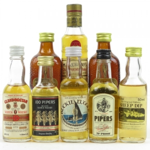 Blended Miniature Selection 8 x 5cl