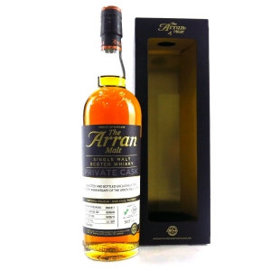 Arran 2004 Private Cask / Green Welly Stop 50th Anniversary