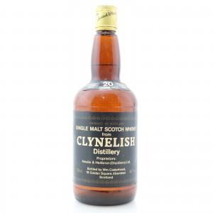 Clynelish 1965 Cadenhead's 20 Year Old
