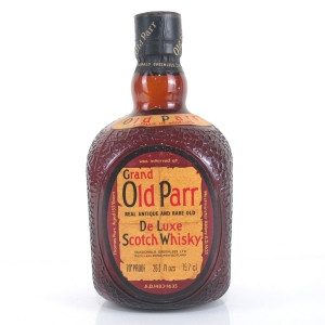 Grand Old Parr 1970s
