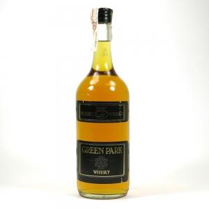 Green Park Blended Whisky 1 Litre Front