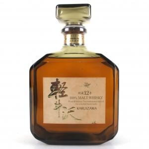 Karuizawa 12 Year Old 100% Malt Whisky 72cl