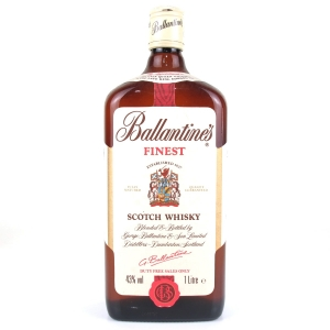 Ballantine's Finest Scotch Whisky 1 Litre