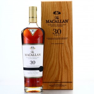 Macallan 30 Year Old Sherry Oak 2020 Release