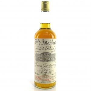 Dew of Ben Alder Gordon and MacPhail Old Highand Scotch 1980s