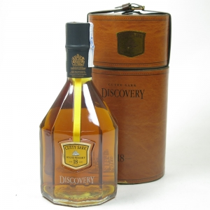 Cutty Sark 18 Year Old Discovery