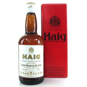 Haig's Gold Label 1980s