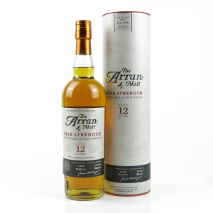 Arran 12 Year Old Cask Strength Batch #2