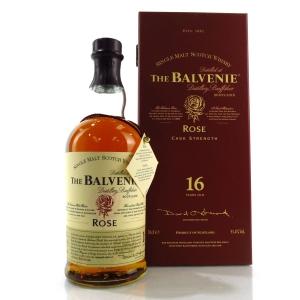 Balvenie Rose 16 Year Old / First Edition 53.4%