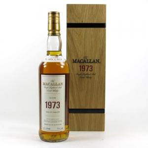 Macallan 1973 Fine and Rare