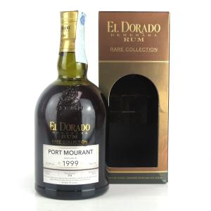 Port Mourant 1999 El Dorado 15 Year Old Rum