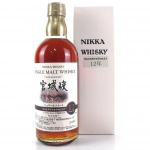 Miyagikyo 12 Year Old Sherry & Sweet 50cl
