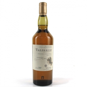 Talisker Cask Strength Limited Edition 2007 / Distillery Exclusive