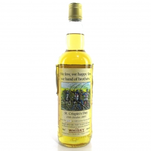 St. Crispin's Day Whisky Connoisseur Single Speyside Malt