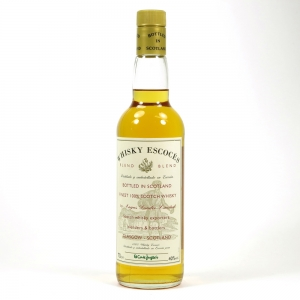 Whisky Escoces Blend