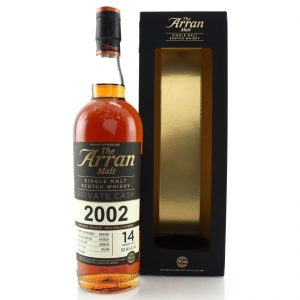 Arran 2002 Private Cask #546 14 Year Old / Sherry Cask
