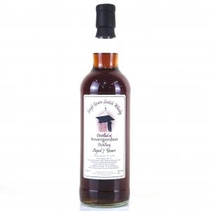 Invergordon 2006 Whisky Broker 7 Year Old Single Cask