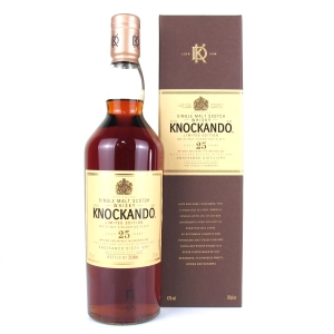 Knockando 25 Year Old