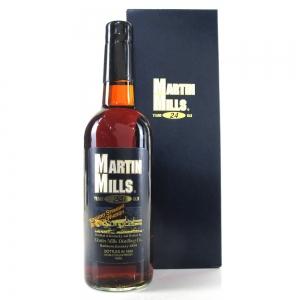 Martin Mills 1974 24 Year Old Kentucky Straight Bourbon