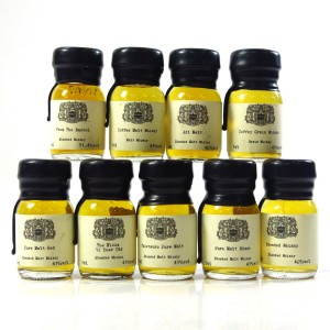 Japanese Drinks by the Dram Miniatures 9 x 3cl