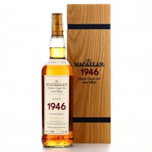 Macallan 1946 Fine and Rare 56 Year Old