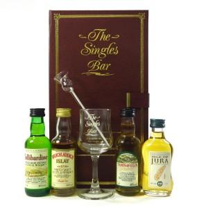 The Singles Bar 4 x 5cl