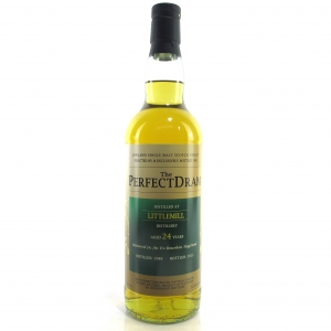 Littlemill 1988 Whisky Agency 24 Year Old / Perfect Dram