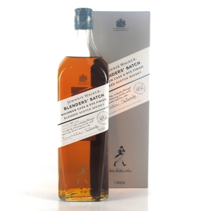 Johnnie Walker Blenders' Batch Bourbon Cask & Rye Finish Batch #2
