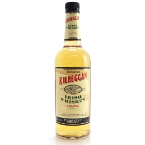 Kilbeggan Irish Whiskey 75cl / US Import