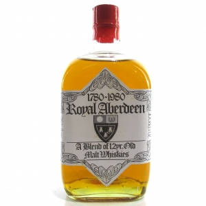 Royal Aberdeen 12 Year Old Blended Malt
