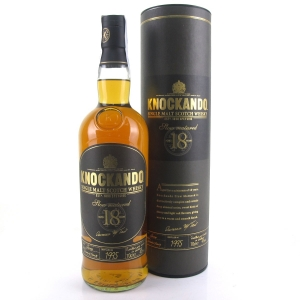 Knockando 1995 Sherry Cask 18 Year Old