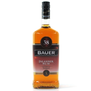 Bauer Inlander Rum 1 Litre