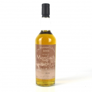 Mortlach 19 Year Old Manager's Dram 2002