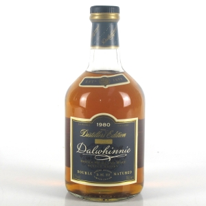 Dalwhinnie 1980 Distillers Edition / First Release