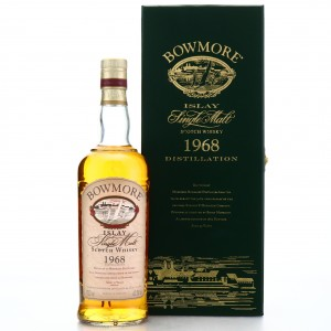 Bowmore 1968 32 Year Old / Stanley P. Morrison 50th Anniversary