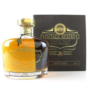 Teeling 26 Year Old Vintage Reserve / Gold Bottling