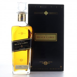 Johnnie Walker Black Label 12 Year Old Millennium Edition