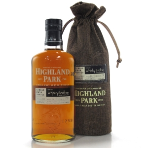 Highland Park 2005 Single Cask 12 Year Old #4809 75cl / Whisky Brother