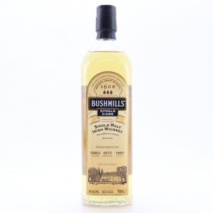 Bushmills 1991 Single Cask #10663 75cl / US Import