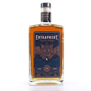 Orphan Barrel Entrapment 25 Year Old Canadian Whiskey