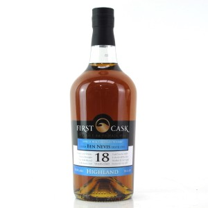 Ben Nevis 1996 Whisky Import NL 18 Year Old