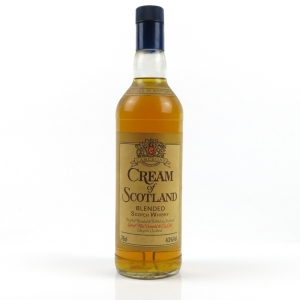 Cameron's Cream of Scotland Blended Scotch Whisky 1980s
