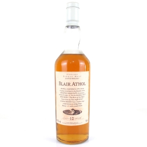 Blair Athol 12 Year Old Flora and Fauna White Cap