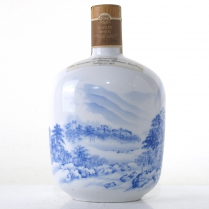 Suntory Decanter 76cl / Completion of Hakushu 1973