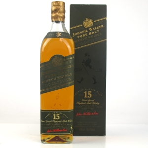 Johnnie Walker Green Label 15 Year Old 75cl