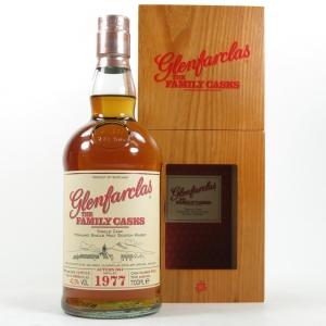 Glenfarclas 1977 Family Cask #8635