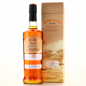 Bowmore 25 Year Old Feis Ile 25th Anniversary / Feis Ile 2010