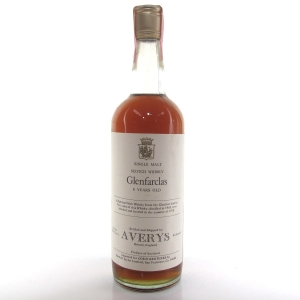 Glenfarclas 1969 Averys for Corti 8 Year Old / US Import