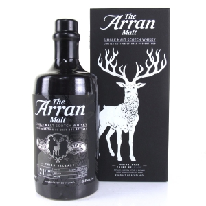 Arran White Stag Third Release